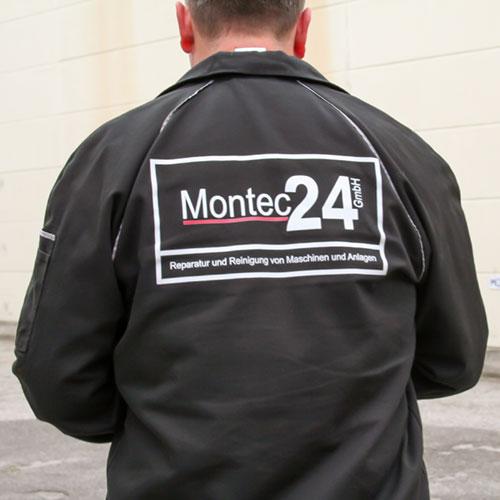 Montec24 Industriereinigung Hamburg